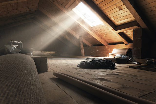 Attic Insulation Michigan