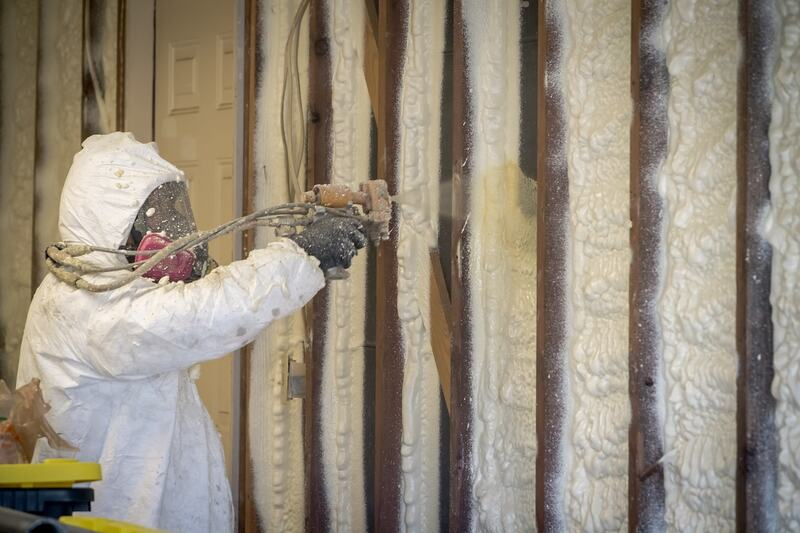 Spray Foam Insulation Contractor Gaylord, MI
