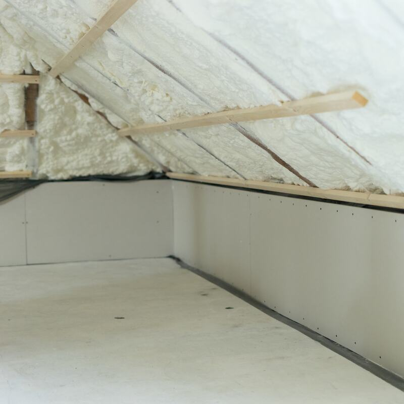 Spray Foam Insulation Cost Gaylord, MI