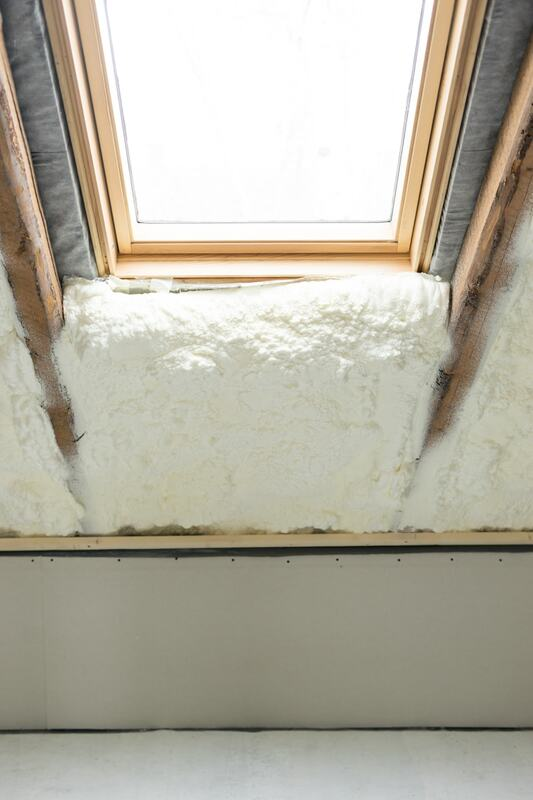 Spray Foam Insulation Costs Gaylord, MI