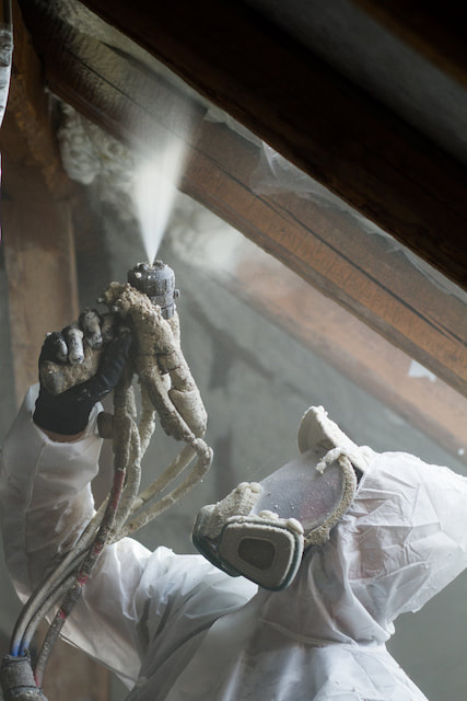 Spray Foam Insulation Michigan