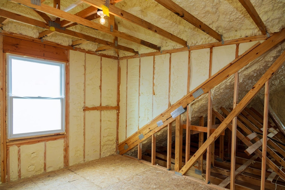 Spray Foam Insulation Wixom, Michigan
